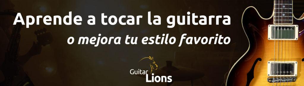 cursos de guitarra online guitarlions.com