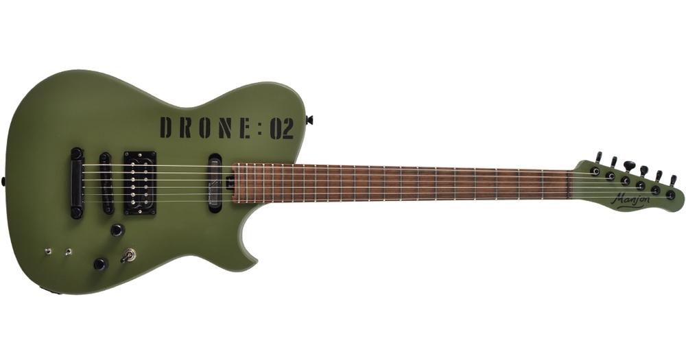 Manson DR-1 front
