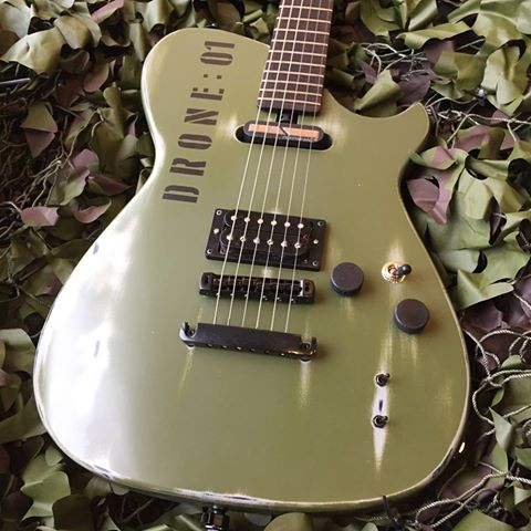 Manson Guitar