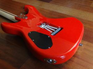 Fender Sergio Vallín Signature back