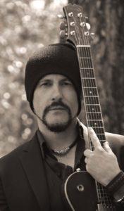 Pedro Andrea guitarra