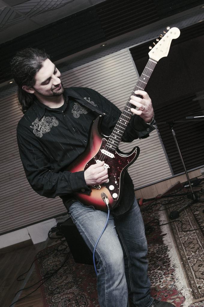 Ciro Manna guitarra
