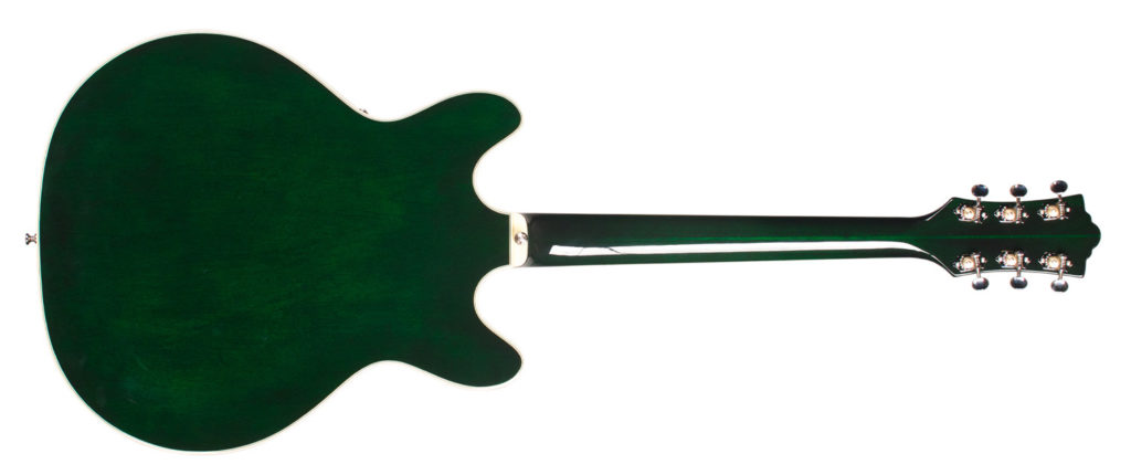 Guild Emerald Green