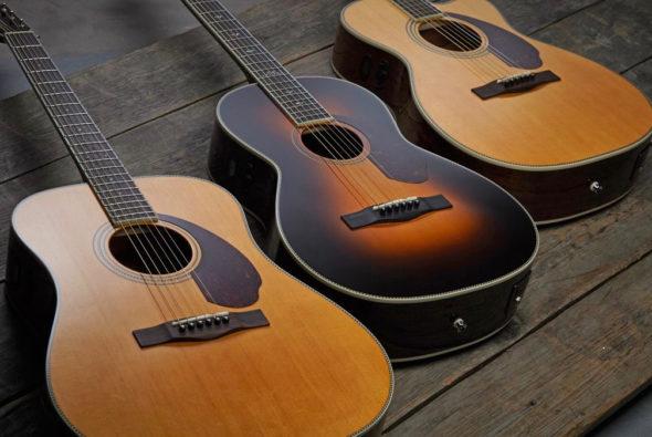 Fender Paramount group