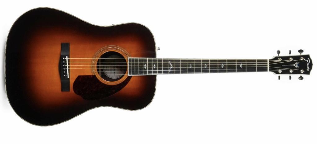 Fender Paramount PM1 Deluxe