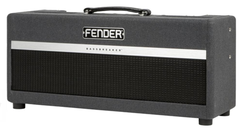 Fender Bassbreaker cabezal