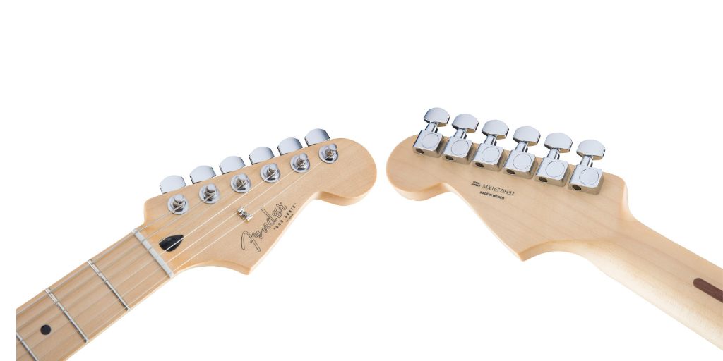 Fender Duo Sonic pala