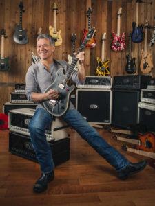 Van Halen equipo