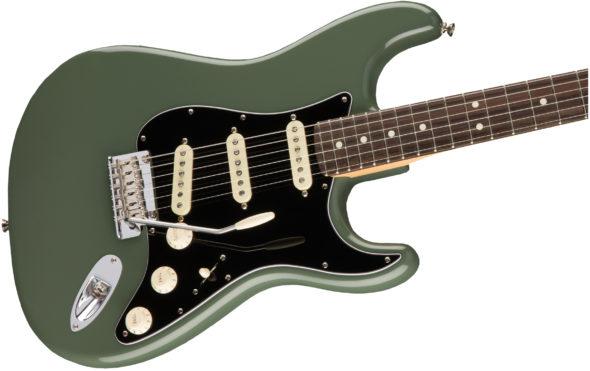 Fender American Professional Stratocaster cuerpo