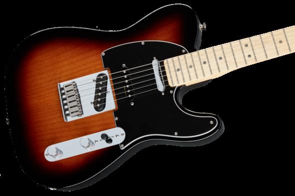 Fender Deluxe Nashville Telecaster cuerpo