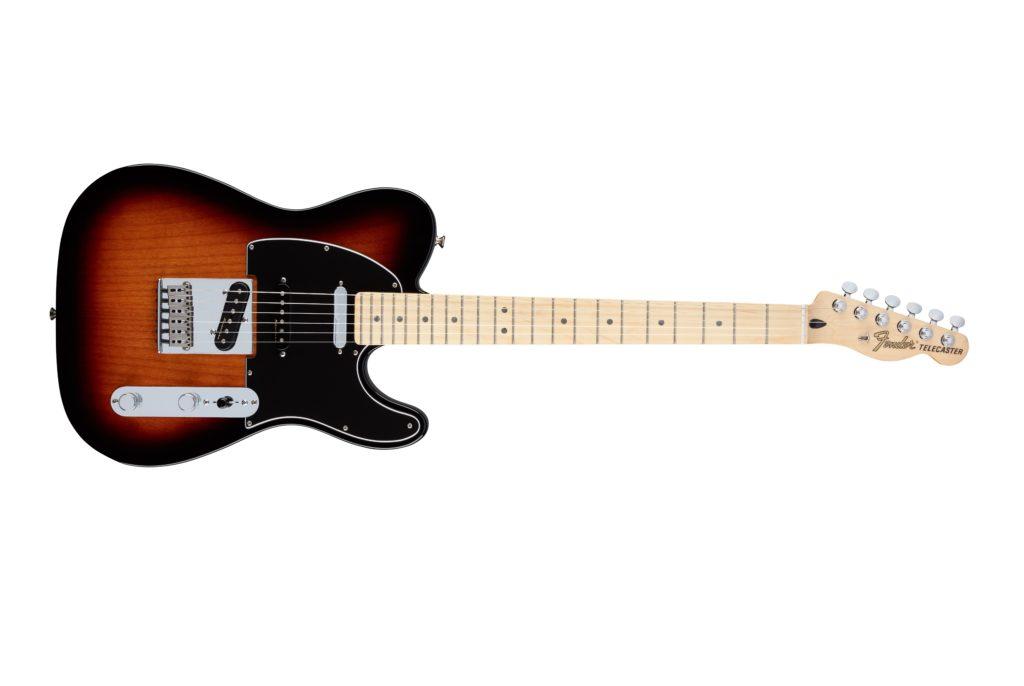 Fender Deluxe Nashville Telecaster frontal