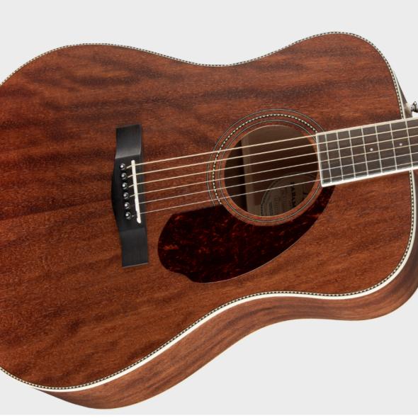 Fender Paramount caoba