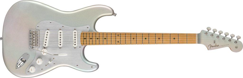 H.E.R. Signature Stratocaster frontal