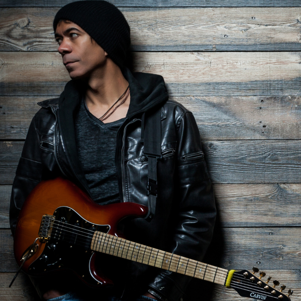 Greg Howe con Carvin