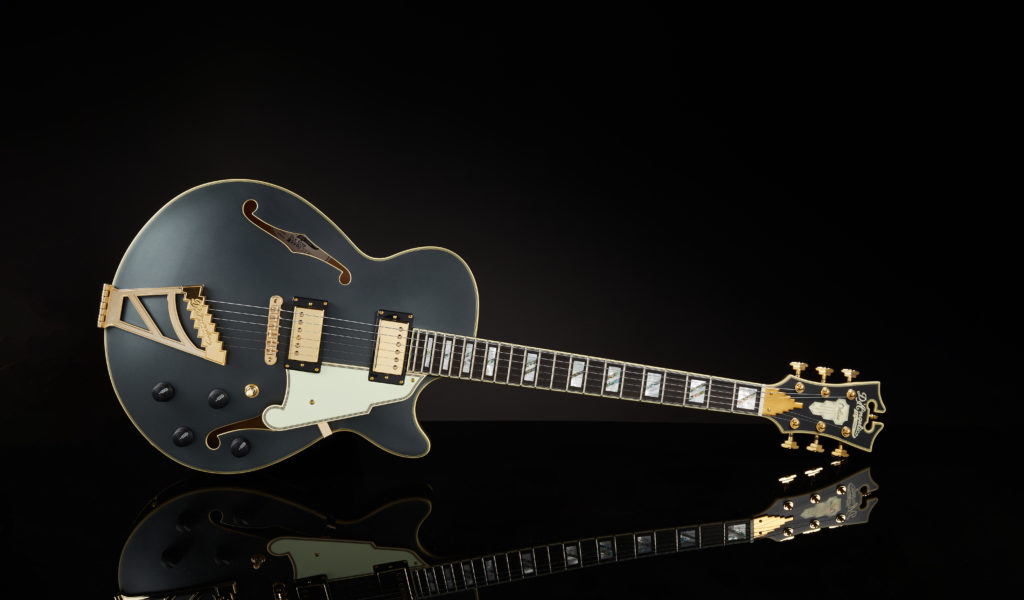 D´Angelico Deluxe SS LE