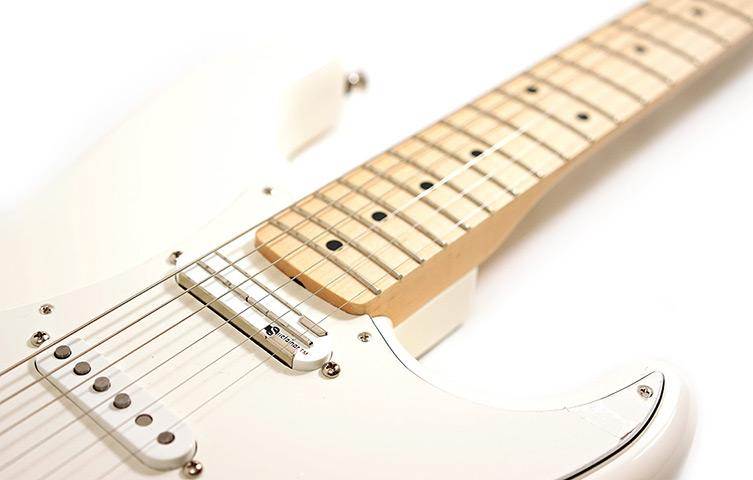 Ed O´Brien Signature Stratocaster pastillas