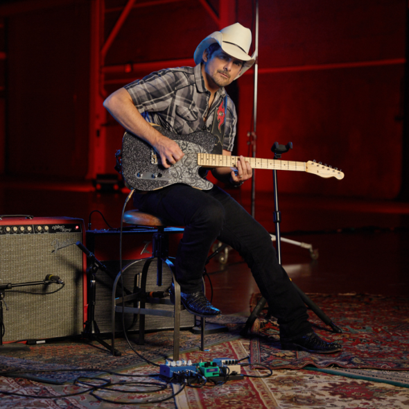 Fender Paisley Esquire
