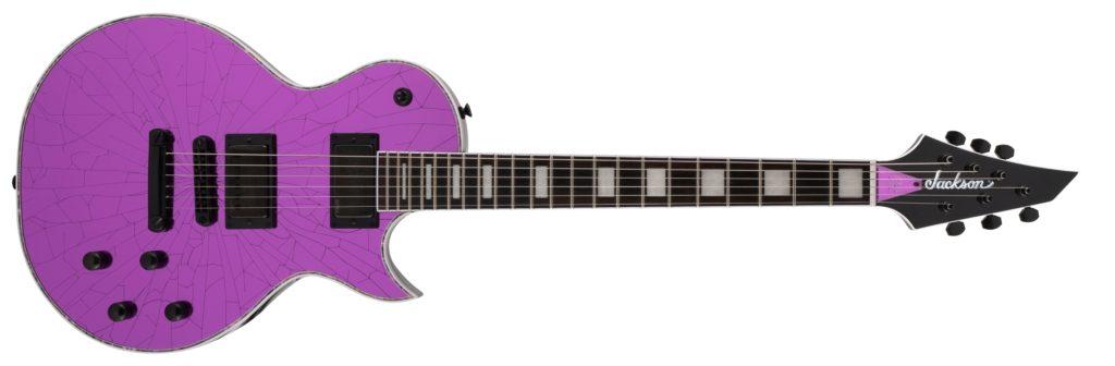 Jackson Pro Series Signature Marty Friedman MF-1 Purple Mirror