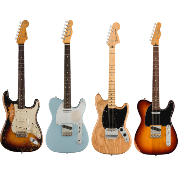 Fender Artist Signature Models 2021