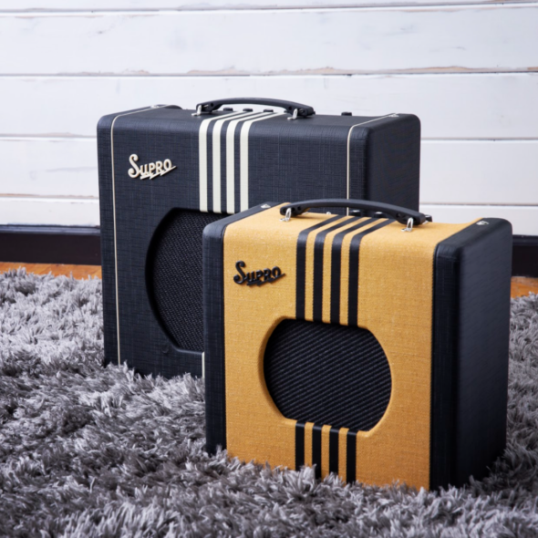 Supro Amps 2021