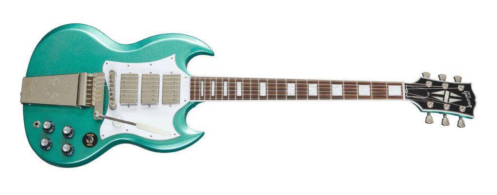 Kirk Douglas Gibson SG Signature