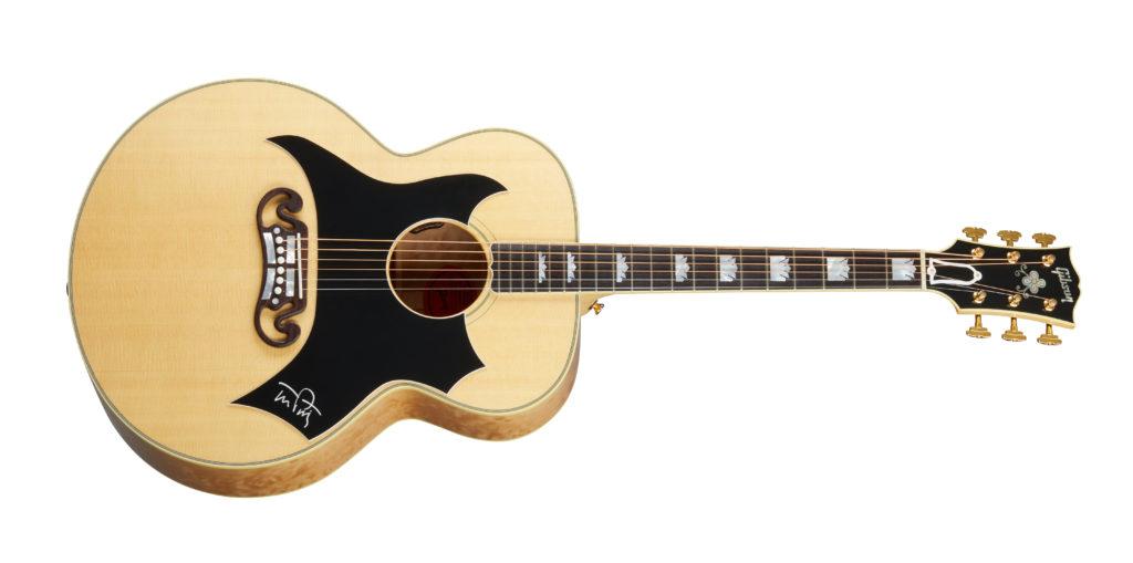 Gibson Tom Petty SJ 200 Wildflower