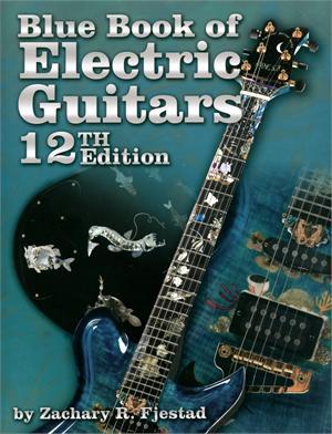 Blue Book of Guitars