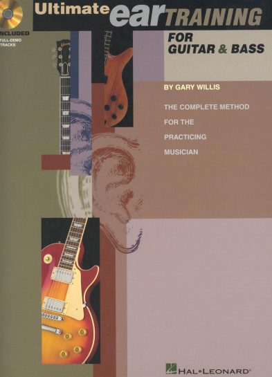 ULTIMATE EAR TRAINING for guitar and bass, Gary Willis.