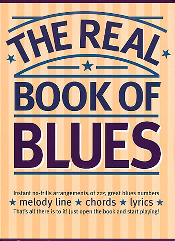 Real Book of blues libro