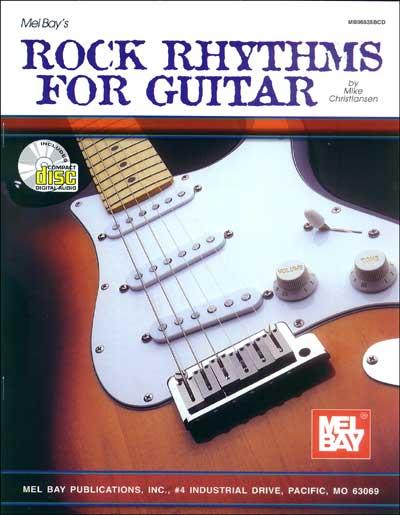 ROCK RHYTHMS FOR GUITAR.