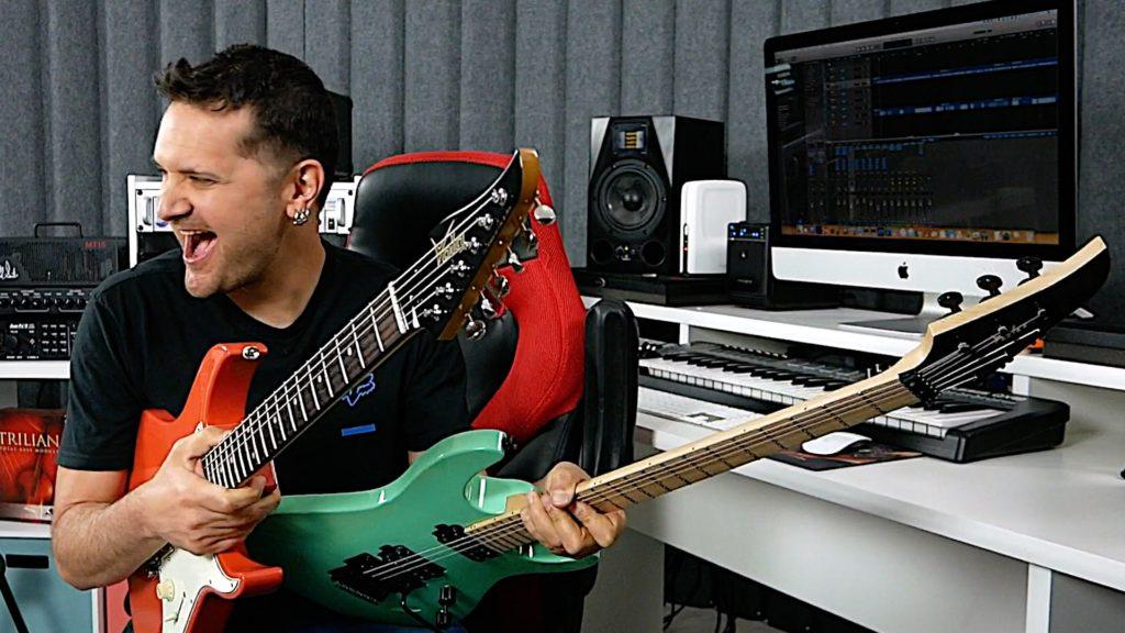 Wallimann guitarras