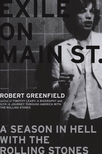 Exile on main street book