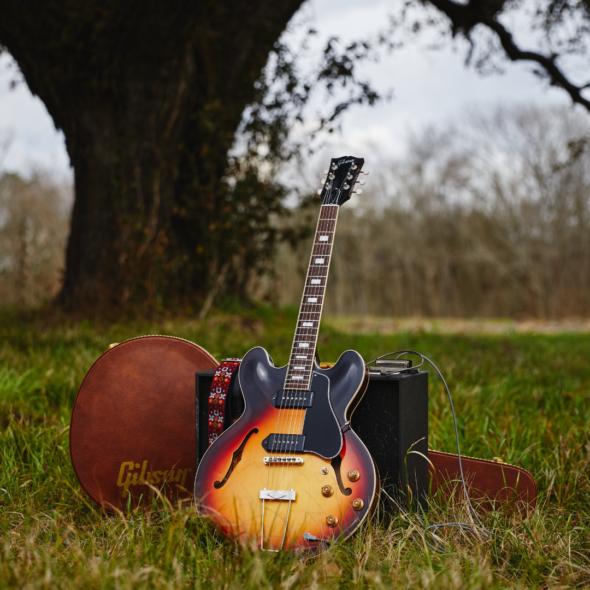 Gibson Slim Harpo Lowell ES-330
