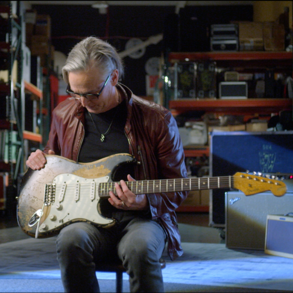 Fender Limited Edition Mike McCready