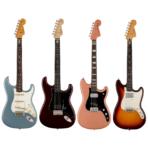 Guitarra masterbuilder Fender Play Foundation