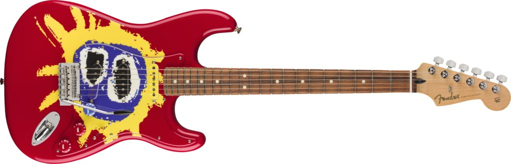 Screamadelica 30TH Anniversary Stratocaster frente