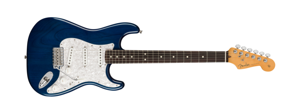Cory Wong Stratocaster front