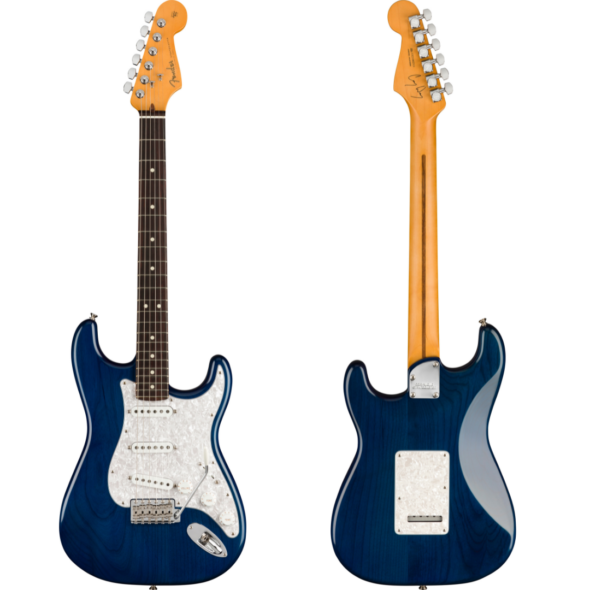 Fender Stratocaster Cory Wong Signature front and back
