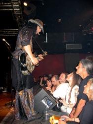 Eric Sardinas en concierto