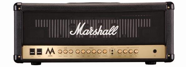 Marshall Serie MA. Amplis valvulares