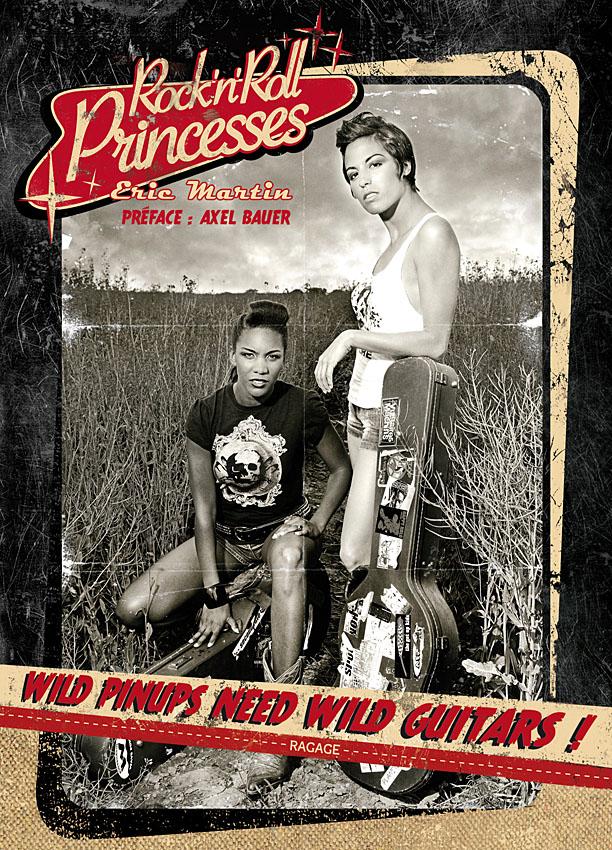 Eric Martin. Princesas del Rock and Roll