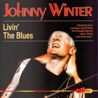 Johnny Winter. Santo y pecador.