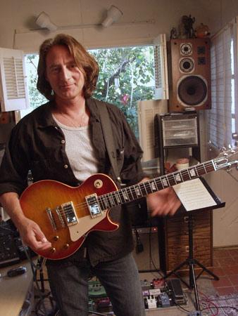 Allen Hinds en EGM Guitar Shop