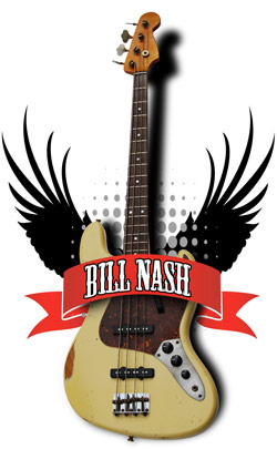 Bill Nash JazzBass