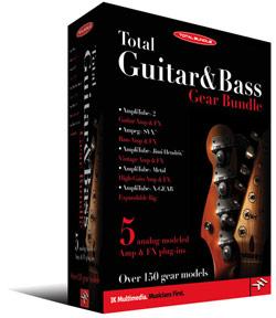 Total Guitar & Bass Gear Bundle